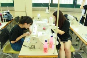 마을 패션쇼, 공유한복 준비과정 03