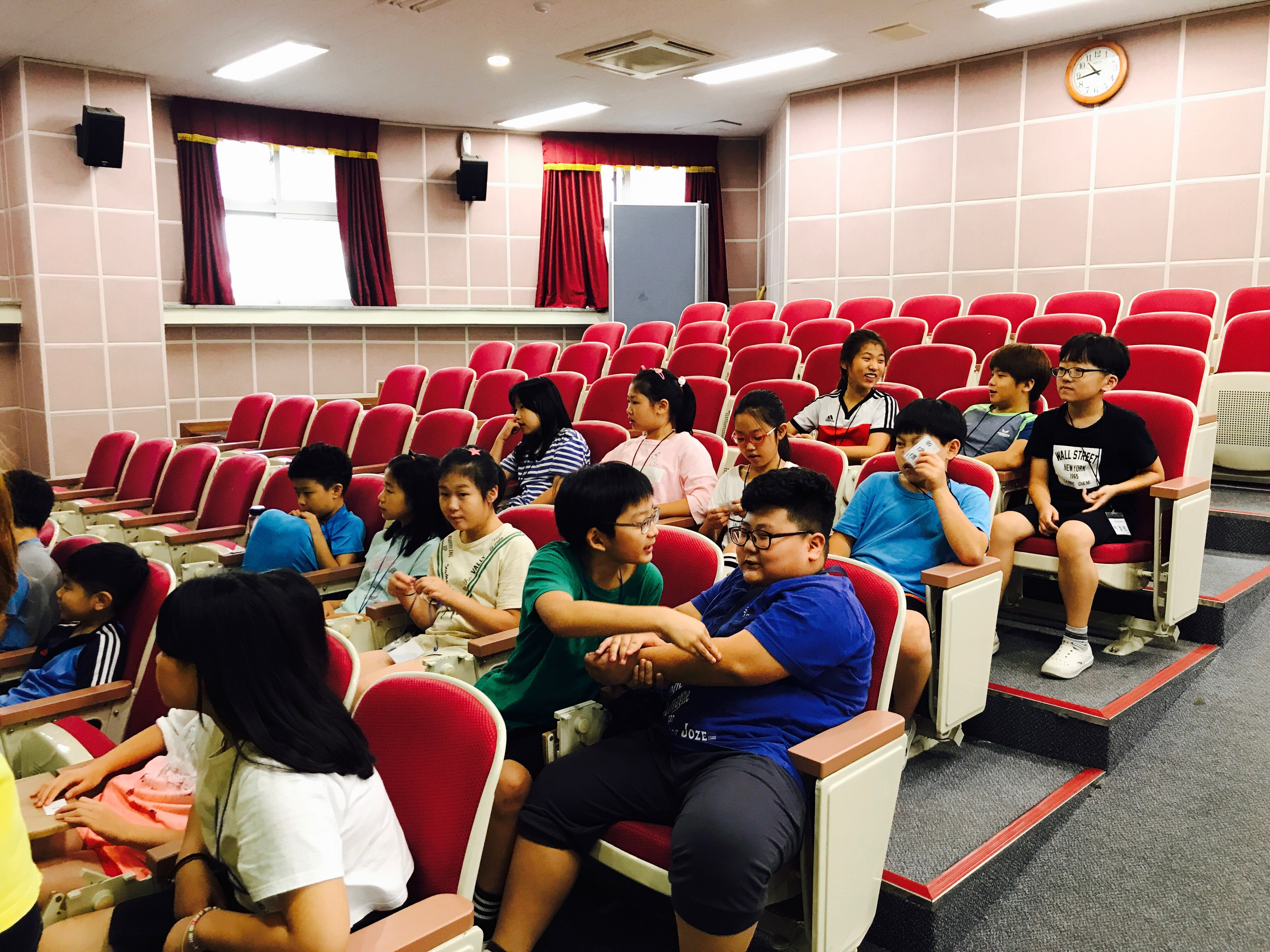 2017 4기 한서초등학교 청소년공유경제연구단 폐막식