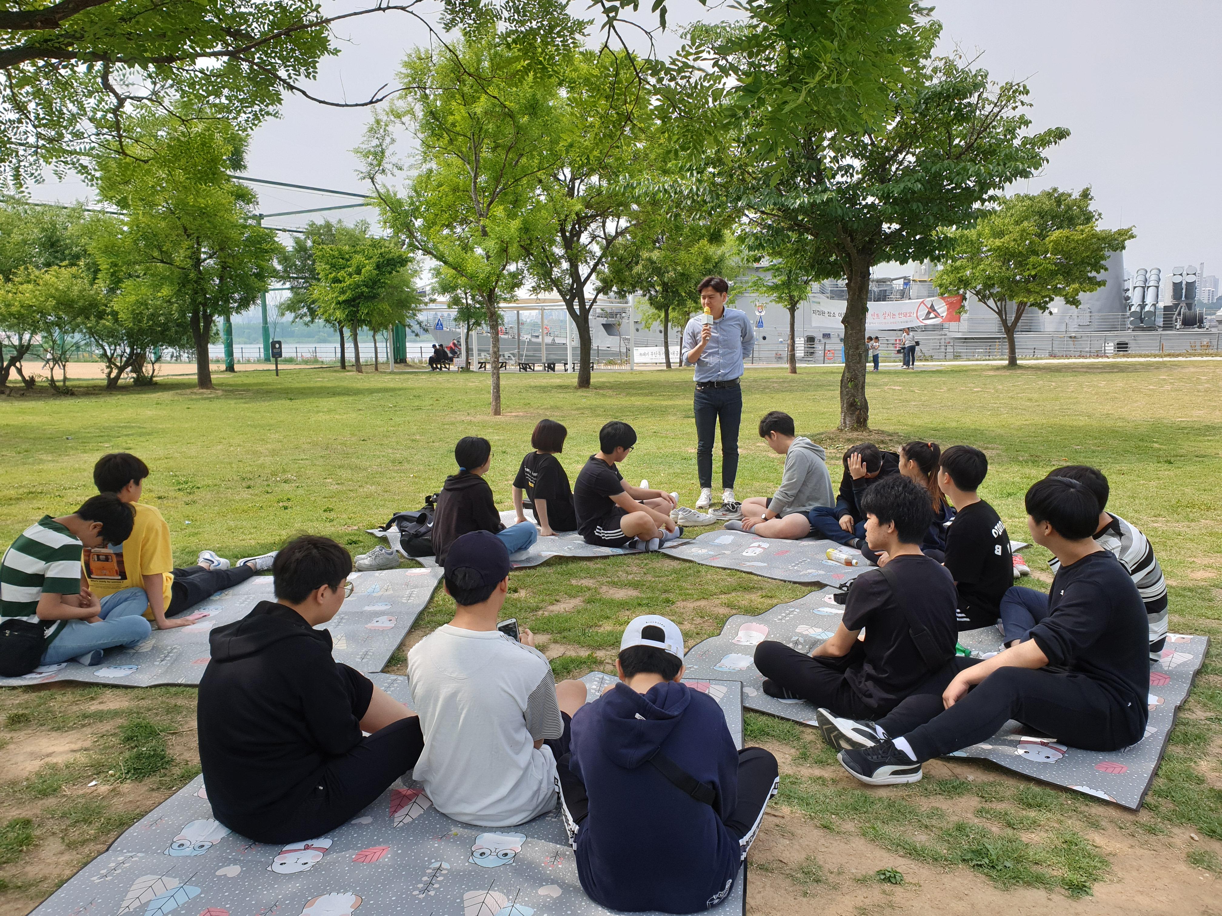 2019 청소년축제위원회 친선도모워크숍 현장 속으로