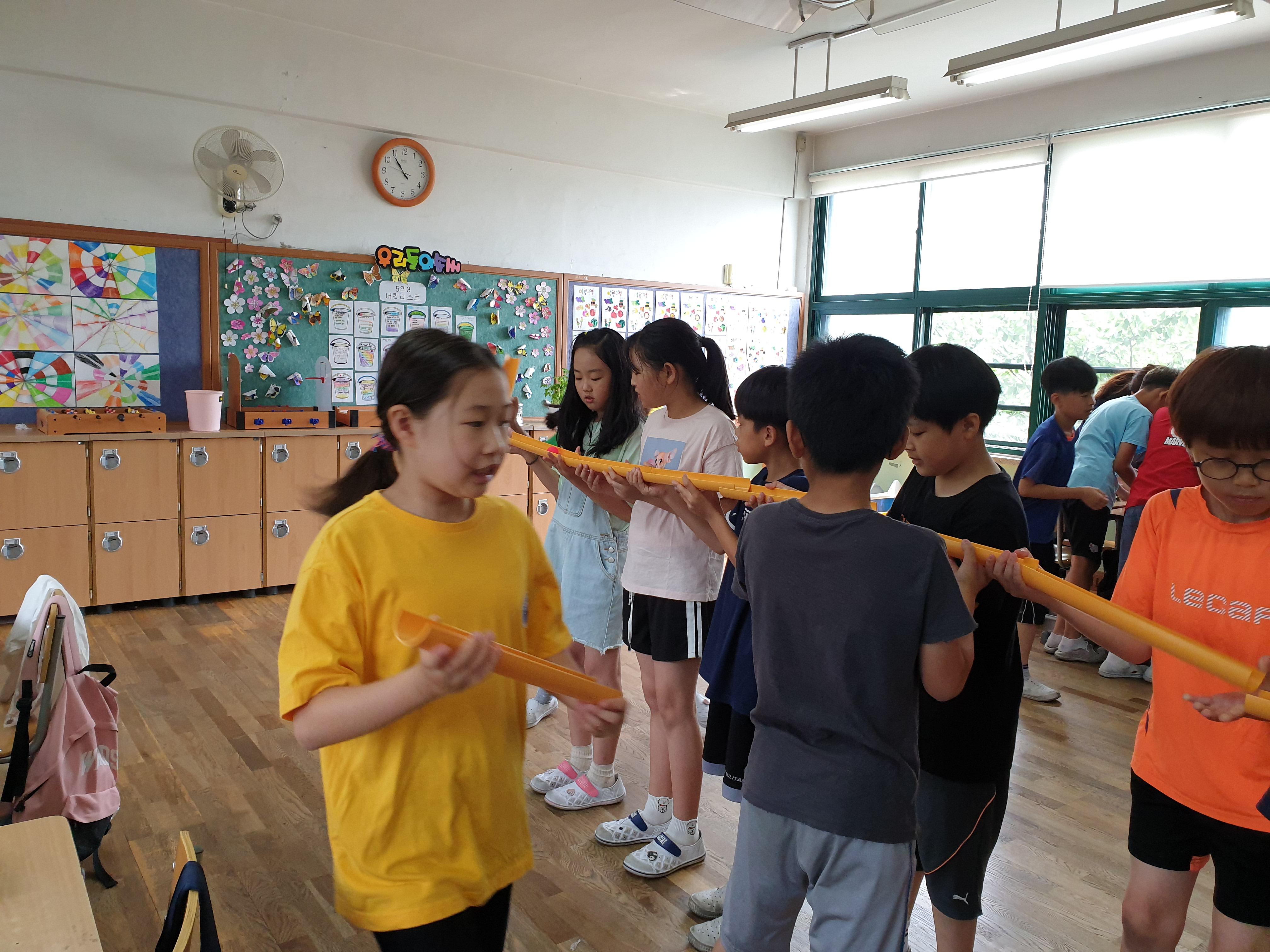 2019 은평구 '신사초등학교' 공유경제 캠프(2일차)