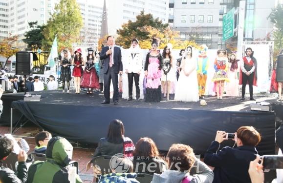 (뉴스에이)제1회 마포하늘연달축제' 열려