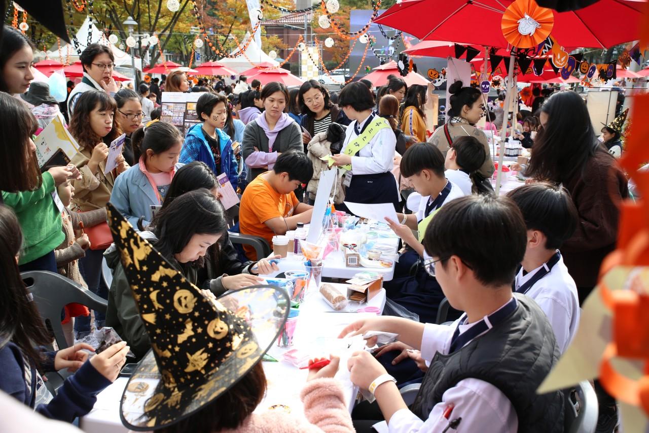 제2회 마포하늘연달축제 개최