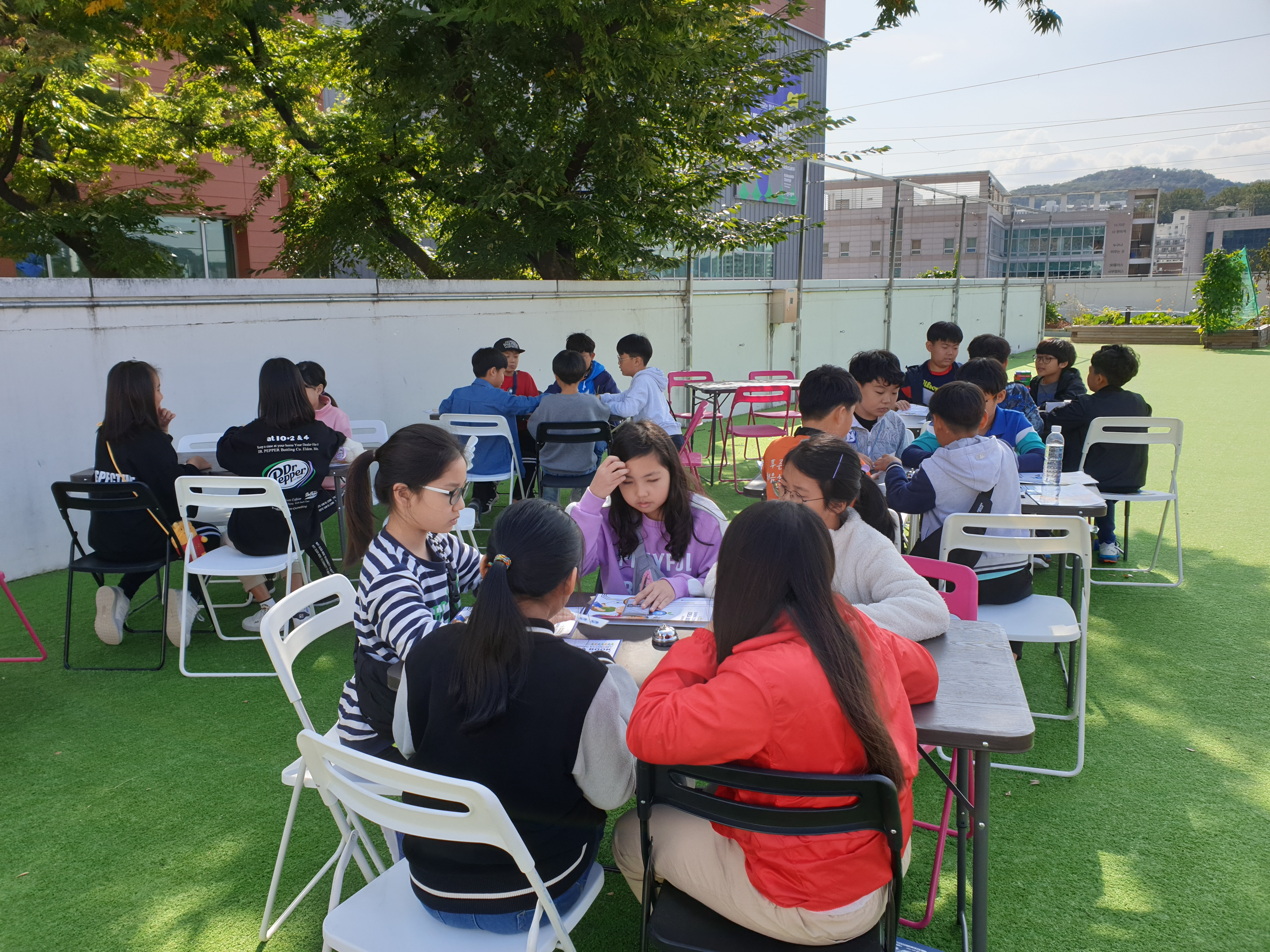 서울시 공유캠핑에서 공유경제와 함께 놀자!